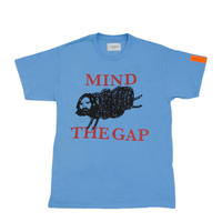 Black Weirdos / M-Threat Tee (Blue)