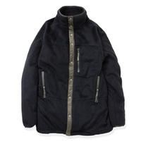 SON OF THE CHEESE / Nomadic fleece JKT (NAVY)