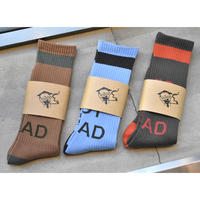 Black Weirdos / ACID Sox (Brown)  (Blue) (D Gray)