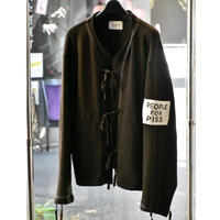Black Weirdos / Cut Jacket (D.BROWN)
