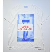 Black Weirdos /  WEE-J Tee (White)