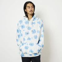 SON OF THE CHEESE / Flower Hoodie (BLUE)
