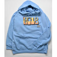 TACORIDE / DOG OF THE YEAR HOODIE (BABY BLUE)