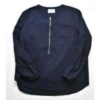 Black Weirdos / Pullover Denim Shirt (D.NAVY)