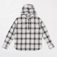 SON OF THE CHEESE / EL HOODIE(GRAY CHECK)