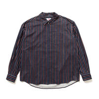 SON OF THE CHEESE /ZIP cord Shirt(NAVY)