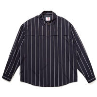 SON OF THE CHEESE /Western Shirt(D.NAVY)