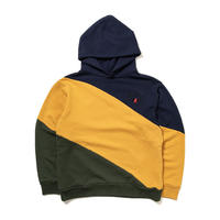 SON OF THE CHEESE / VAN HOODIE  (GREEN)