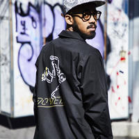 RUTSUBO / DO WELL COACH JACKET (RUTSUBO×ALLRAID)