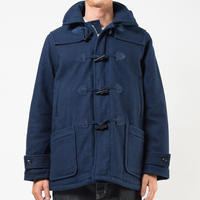 SON OF THE CHEESE / INDIGO DUFFLE COAT  (INDIGO NAVY)