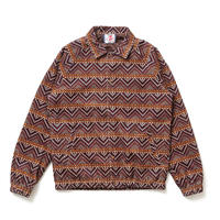 SON OF THE CHEESE / African Coach JKT(BROWN)