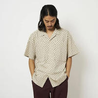 SON OF THE CHEESE / BOX POCKET S/S  (BEIGE)