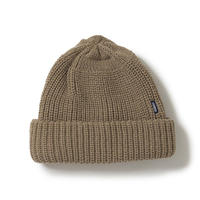 SON OF THE CHEESE /  Wool KNITCAP ( L.BROWN )