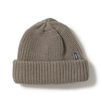 SON OF THE CHEESE /  Wool KNITCAP ( GRAYGE )