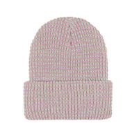 Only NY / Basic Loose Gauge Beanie (Melon)