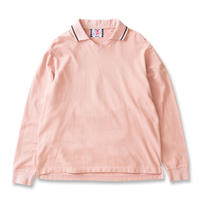 SON OF THE CHEESE / Polo shirts (PINK)