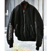 Black Weirdos / L-2A Flight Jacket (BLACK)