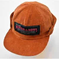 Black Weirdos / Corduroy Flap Cap(ORNGE)