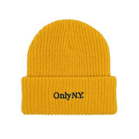 Only NY / Lodge Beanie(Saffron)