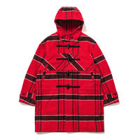 SON OF THE CHEESE / DUFFLE COAT (RED)