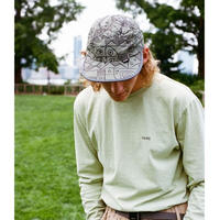 Only NY / Marco Soft Bill 5-Panel Hat ( Olive )