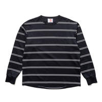 SON OF THE CHEESE / REF Border Tee(NAVY)