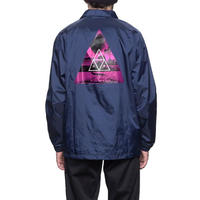 HUF / DIMENSIONS COACHES JACKET (NAVY)