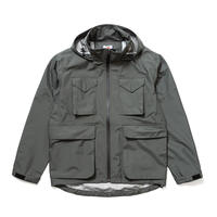 SON OF THE CHEESE / 3LAYER JKT(GRAY)