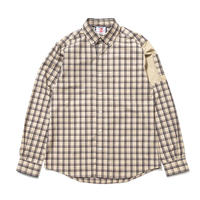 SON OF THE CHEESE / skin shirt(BEIGE)