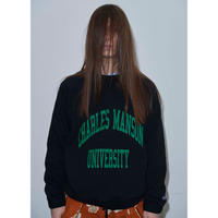 Black Weirdos / CrewNeck Sweatshirt (Black)