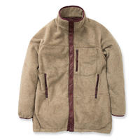 SON OF THE CHEESE / Nomadic fleece JKT (WINE)
