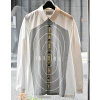 Black Weirdos / Target Shirt (WHITE)