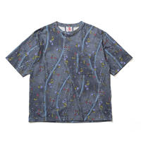 SON OF THE CHEESE / Denim Big Tee(NAVY)