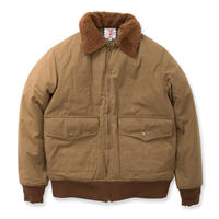 SON OF THE CHEESE / Bomber JKT (BROWN)