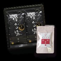 深山の露 特上・紅茶はつこひセット