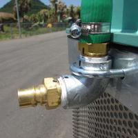 ロボ洗21 給水カプラー(600PM) オス