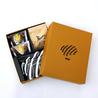 【コーヒー豆ギフト】ギャラクシーセット:コーヒー豆+ドリップバッグ+金平糖