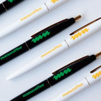 manu logo classic ballpoint pen