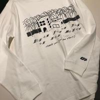 Ogawa Yohei Kujira Shop Long T-SHIRTS