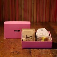 manu coffee バレンタイン・ギフトボックス [ピンク] ③