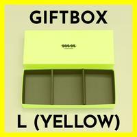 【GIFTBOX単品】L (YELLOW)