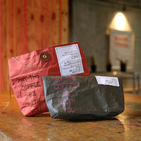 DOMESTIC MAIL & manu coffee ポーチセット
