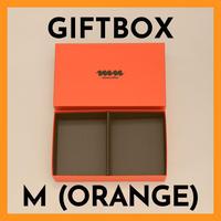 【GIFTBOX単品】M (ORANGE)