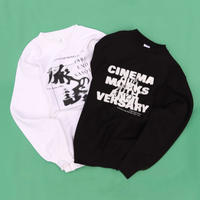 CINEMA dub MONKS 20th ANIVERSARY 〜旅への誘い〜tour goods SWEAT