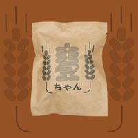 麦ちゃん(1L分煮出しバッグ)
