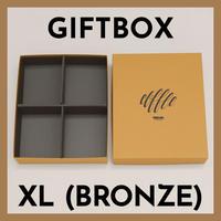【GIFTBOX単体】XL (BRONZE)