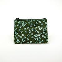 SIWA|紙和 コインケース wide 小桜