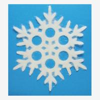 SNOWFLAKE #206 Cactus (L-size)