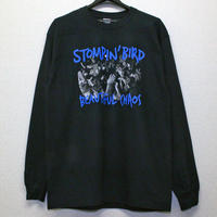 BEAUTIFUL CHAOS L/S Tシャツ (黒)