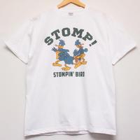 STOMP! Tシャツ (白)